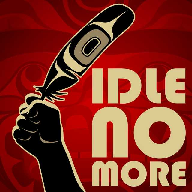Idle No More: Hints of a Global Super-Movement 17