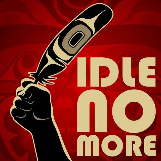 Idle No More: Hints of a Global Super-Movement 1