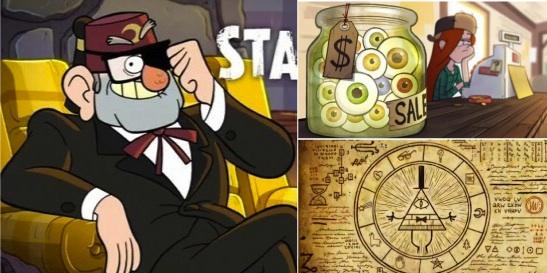 Illuminati Symbolism In A Disney Cartoon Series 209