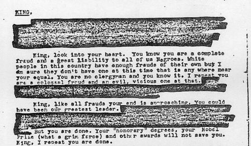 The FBI's Letter To Martin Luther King Jr. Urging Him To Commit Suicide 30