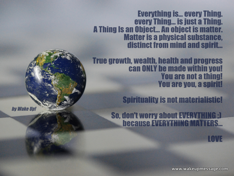 Everything Matters... 53