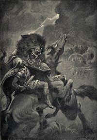 Odin_and_Fenris
