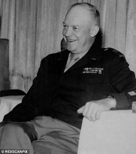 President Eisenhower met aliens in secret three times 1