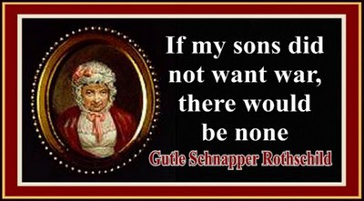 Where have the Rothschilds disappeared to?  86