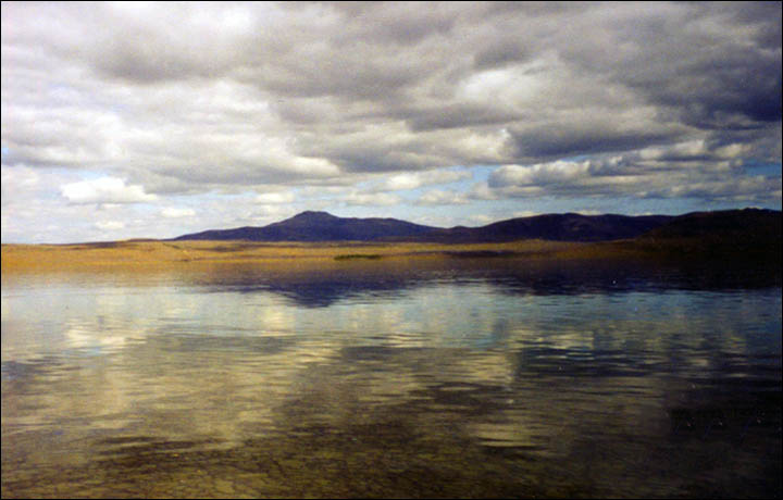 'Monster' remains found in Siberian lake 104