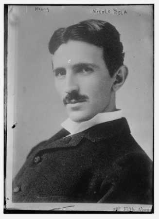 The Rise and Fall of Nikola Tesla and his Tower 1