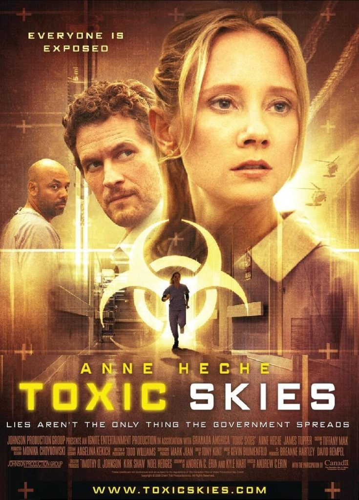 TOXIC SKIES - A Geoengineering/Chemtrails Feature Film  101