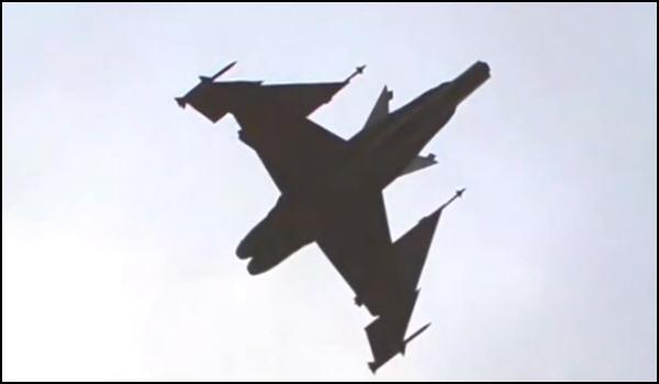 Secret 'Batplane' Filmed Near Area 51  86