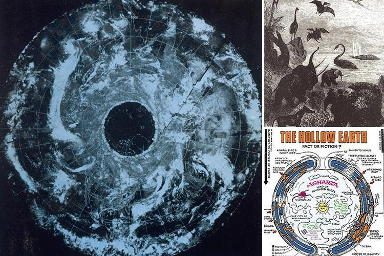 The Hollow Earth Theory 93
