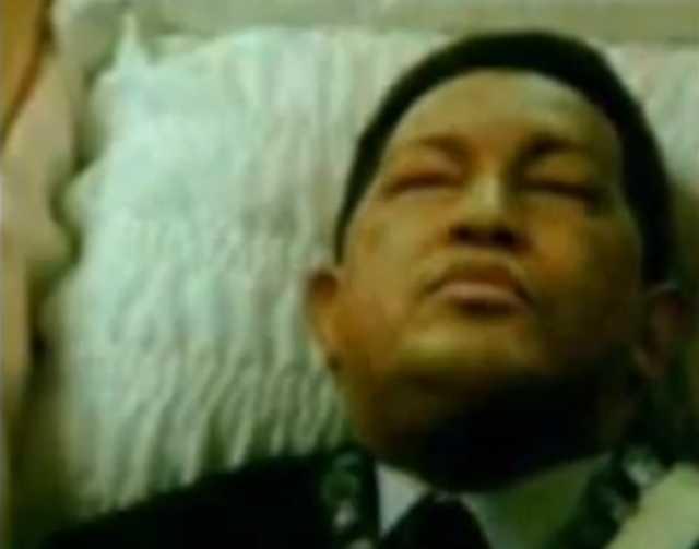 "Former Ambassador of Panama: ""Hugo Chavez is dead!"" 14"