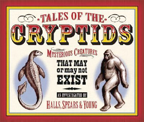 "A ""National Geographic"" Cryptid 26"