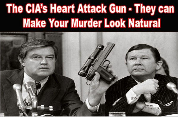 CIA Targeted Assassinations by Induced Heart Attack and Cancer 10