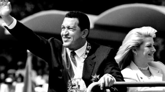 Venezuela's Hugo Chavez dies aged 58 1