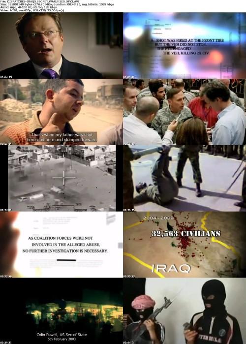 Iraq's Secret War Files 1