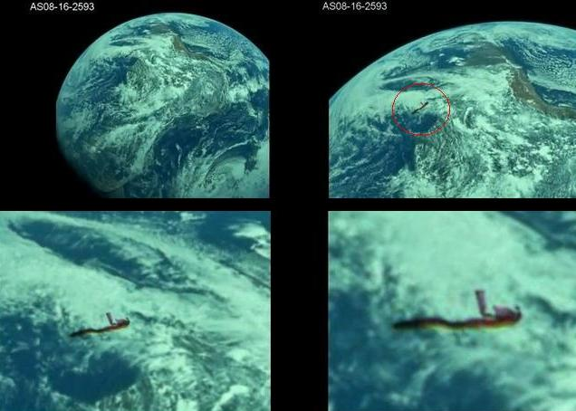 NASA's Strangest UFO Anomalies Caught On Film 16