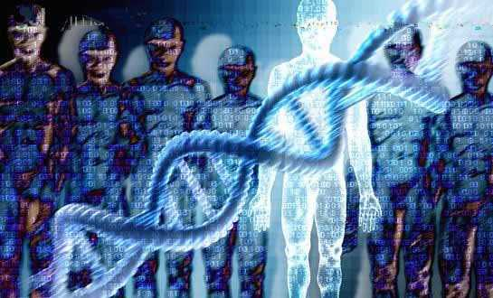 Could An Extraterrestrial Message Be Encoded In Our DNA? 96