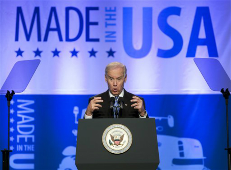 Video: US Vice President Joe Biden calls to 'create a New World Order' 98