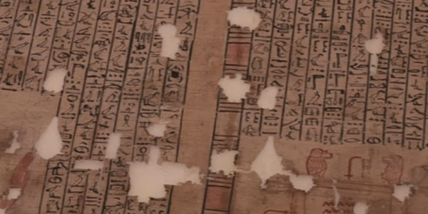 'World's oldest port' found in Egypt - complete with scrolls revealing everyday life for Ancient Egyptians 87