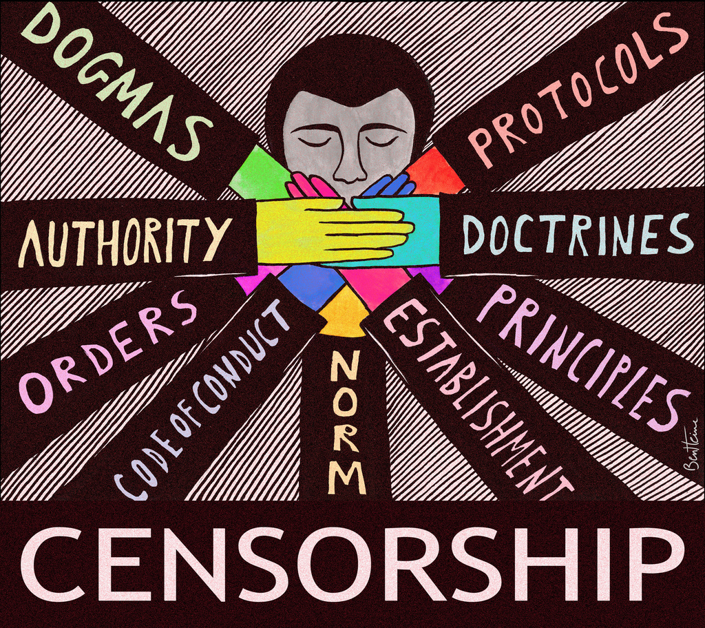 Web censorship: the net is closing in 100