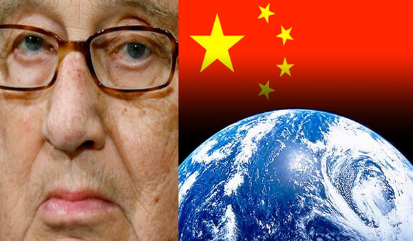 """Kissinger: U.S. and China to Collaborate on Globalist """"World Order"""" 21"""