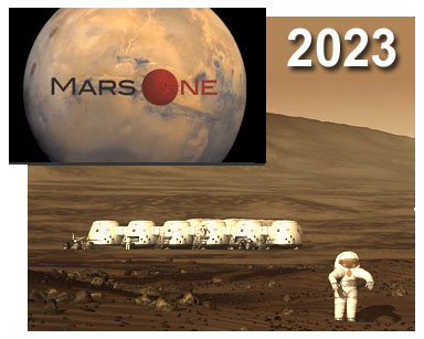 Would you Sign up for One-way trip to Mars?