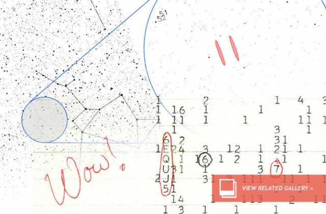 The Wow! Signal: Intercepted Alien Transmission? 1