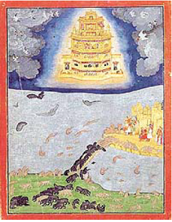 Vimanas- Ancient Flying Machines of India Moved by Thought? 13
