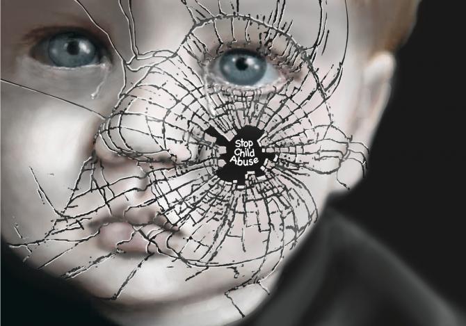 Child Abuse Changes Gene Activity Patterns 8