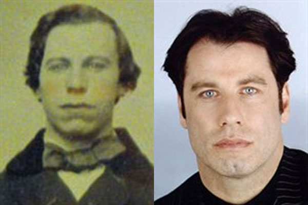 Immortals, Time Travelers Or Reincarnation? Or Just Interesting Pictures? 3