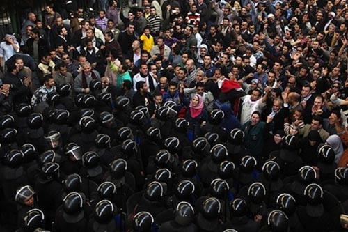 We Are Now One Year Away From Global Riots, Complex Systems Theorists Say 3