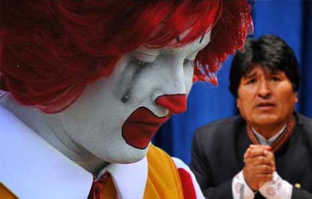 McDonald's closing all restaurants in Bolivia as nation rejects fast food 1