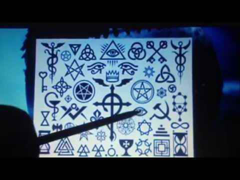 Insane Illuminati Message During MLB Game On Live TV  95