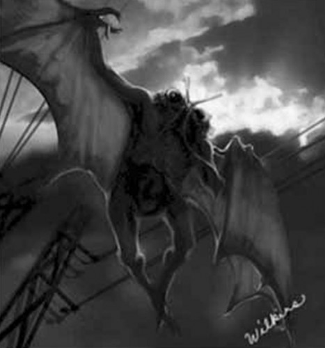 Creature Sighting: Possibly Mothman 7