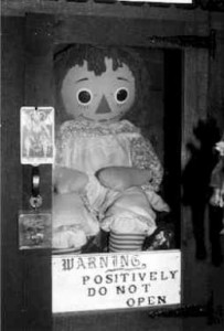 Annabelle the Possessed Doll