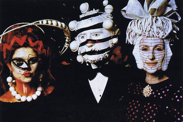 Bizarre pictures from the Rothschild's Illuminati Ball 132