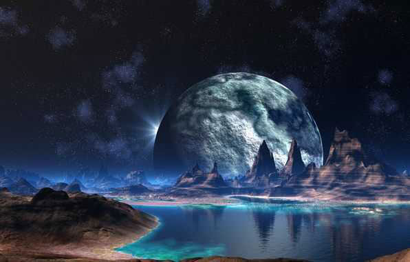 """Two Alien Planets With 'Endless Oceans' """"Unlike anything in our Solar System"""" 28"""