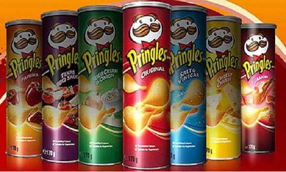 Cancer in a Can: The Shocking True Story of how 'Pringles' are Made 1
