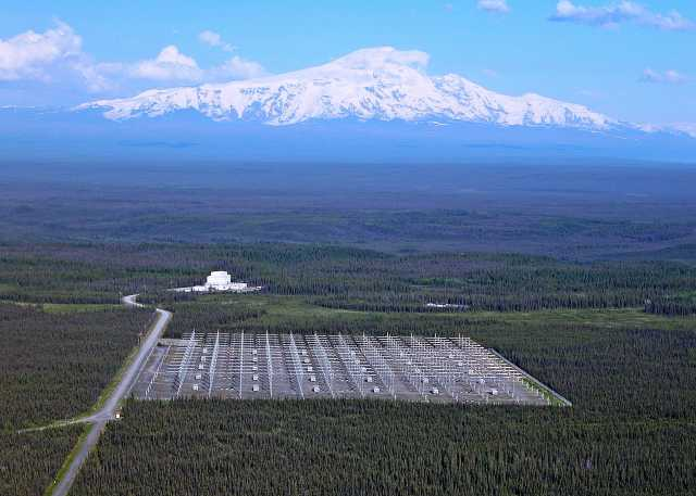 HAARP facility shuts down and will be dismantled 1