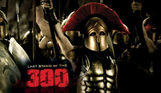 The Last Stand of the 300 Spartans 1