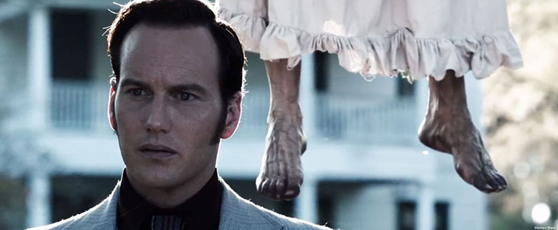 Is 'The Conjuring' based on a true story ? 20