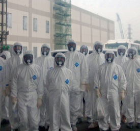Japanese Authorities Admit Fukushima Has Been Leaking Radiation Into Water For Two Years, And Cannot Be Stopped 91