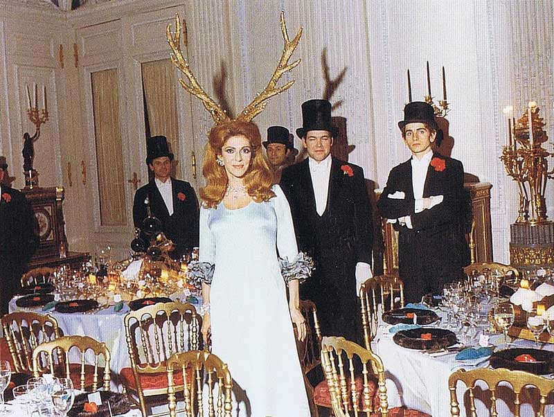 Bizarre pictures from the Rothschild's Illuminati Ball 128