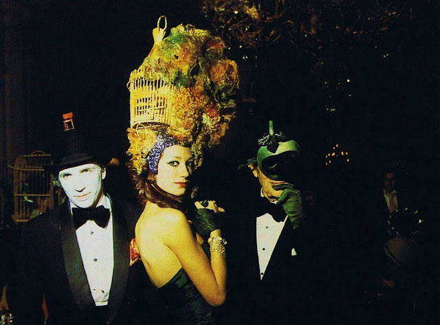 Bizarre pictures from the Rothschild's Illuminati Ball 138