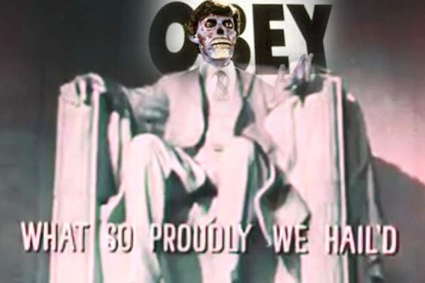 1960s Subliminal Video of US National Anthem Hides MKULTRA Message to 'Obey' Government 16