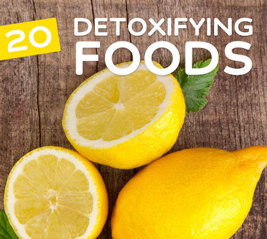 Try These 20 Detox Foods 39