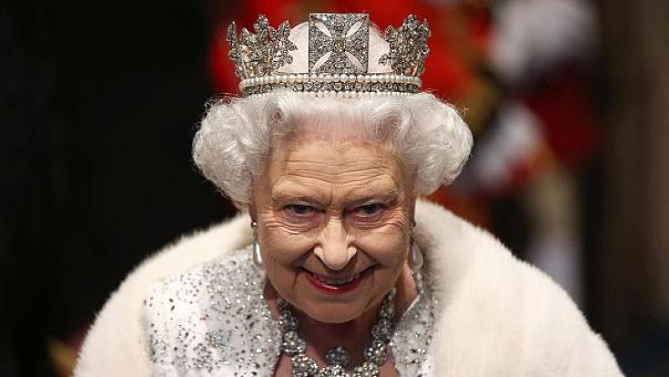 'Armageddon' speech prepared for the queen in the event of nuclear war has been revealed 14
