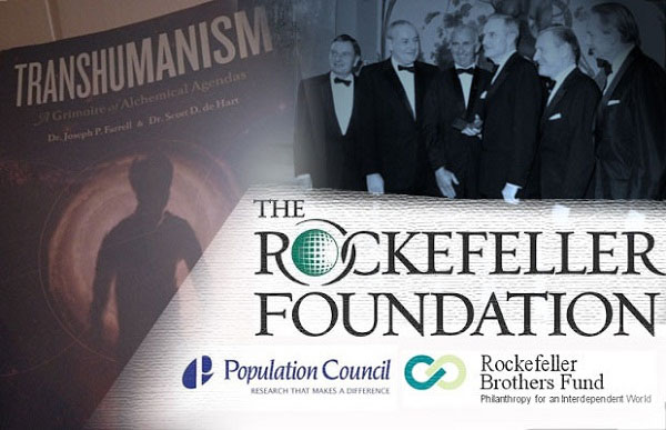 Rockefeller's Double Game in GMO Foods and Depopulation 95