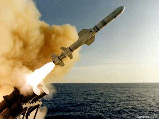 US positioning naval forces for Cruise missile attacks on Syria 34