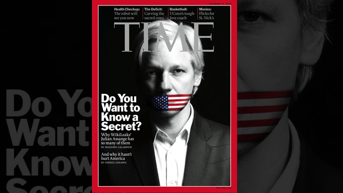 SHOCKING: TIME reporter 'can't wait' to justify drone strike on Julian Assange 93