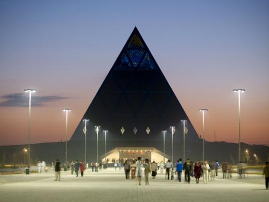 The Illuminati Capital ASTANA Kazakhstan 1